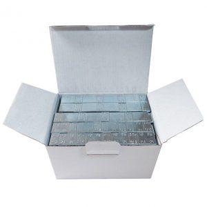 Barra adhesiva importada X100 tiras 56 X 4 10 caja